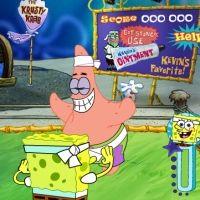 SpongeB bustup