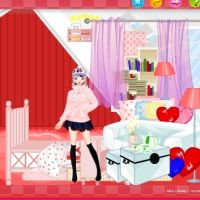 Umebluj pastelowy pokój