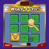 Whack a Croc