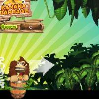 Donkey Kong Banana Barrage