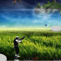 Warrior Shooting Time