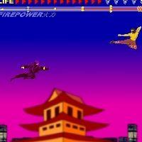 Ninja Air Combat