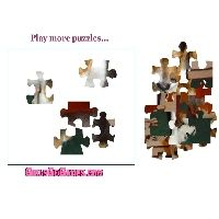 Cute Doggie Puzzle