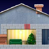 Santa`s Chimney Trouble