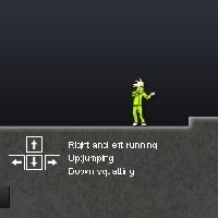 Crazy Flasher - X Running