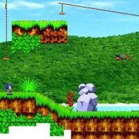 Sonic - Angel Island Act. 1