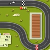 Cursor Race