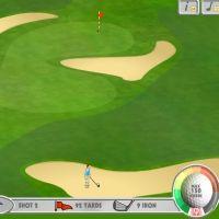 Pressure Shot Golf