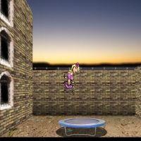 Paris Hilton Jail Escape