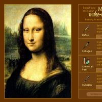 Mona make-over